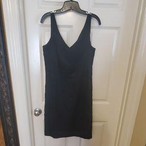 Ann Taylor cocktail dress Size 12 black lace